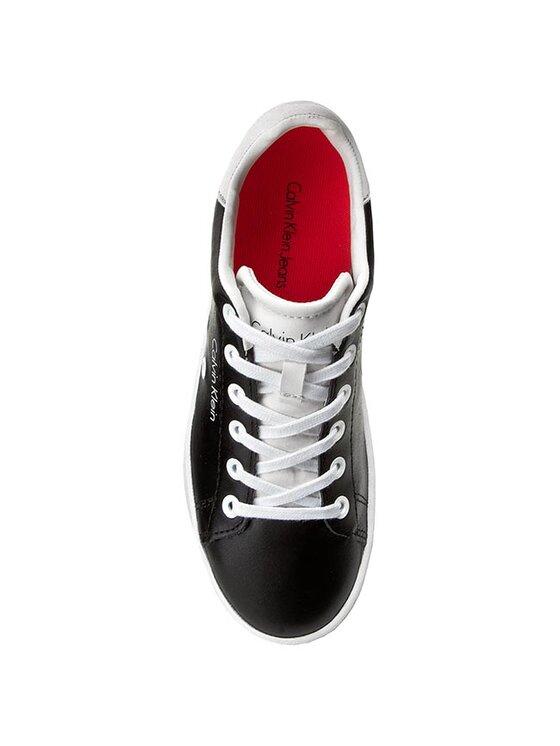 Calvin Klein Jeans Calvin Klein Jeans Αθλητικά Flash RE9576 Μαύρο