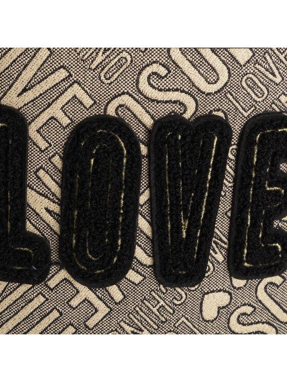 LOVE MOSCHINO LOVE MOSCHINO Torebka JC4020PP18LB290A Brązowy