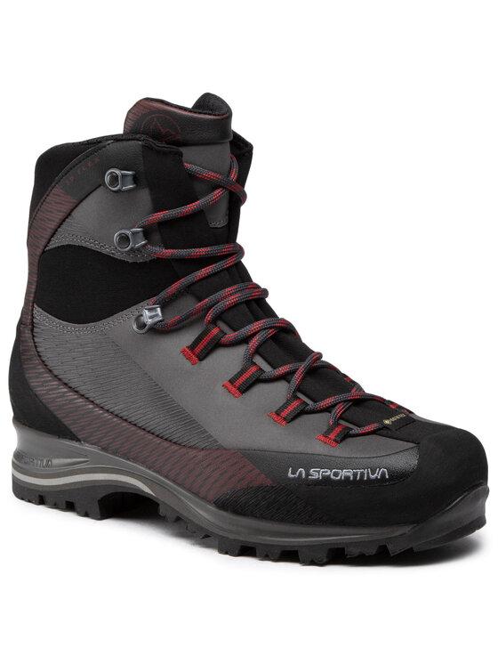 La Sportiva Turistiniai batai Trango Trk Leather Gtx GORE-TEX 11Y900309 Pilka