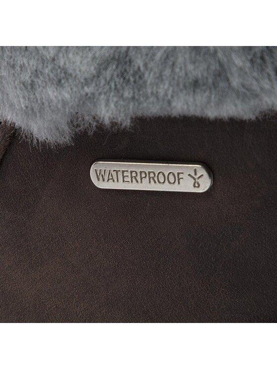 EMU Australia EMU Australia Апрески Shoreline Leather Lo W11588 Сив