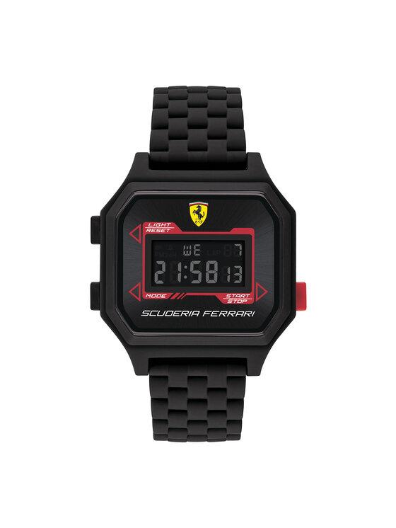 Scuderia Ferrari Laikrodis Digidrive 0830745 Juoda