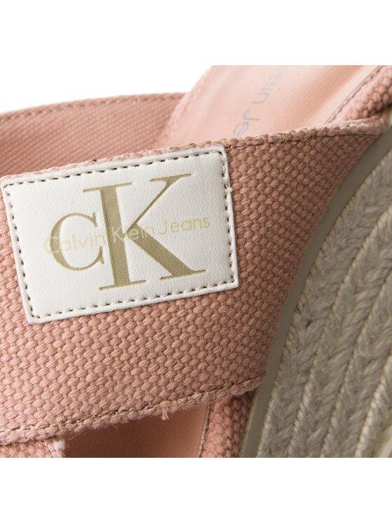 Calvin Klein Jeans Calvin Klein Jeans Espadrillas Layla R8812 Rosa