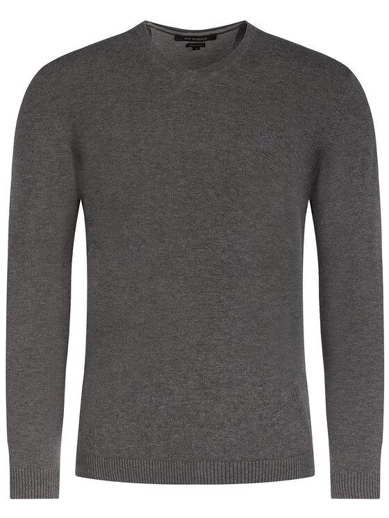 Roy Robson Roy Robson Sweater 5069-91 Szürke Regular Fit