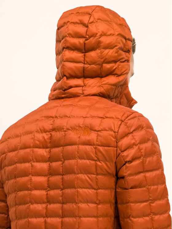 The North Face The North Face Kurtka puchowa Thermoball Eco NF0A3Y3MJQ3 Brązowy Slim Fit