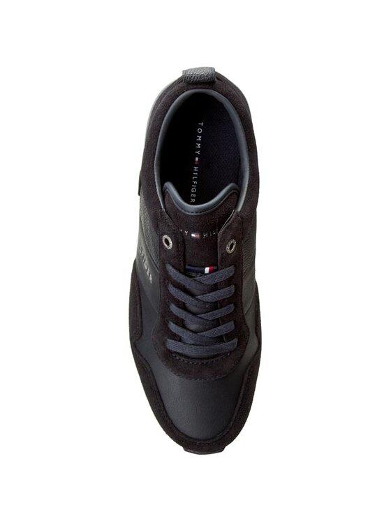 Tommy Hilfiger Tommy Hilfiger Sneakersy Maxwell 11C1 FM56821680 Granatowy
