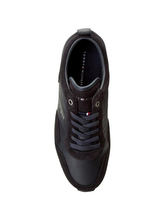 Tommy Hilfiger Tommy Hilfiger Sportcipő Maxwell 11C1 FM56821680 Sötétkék