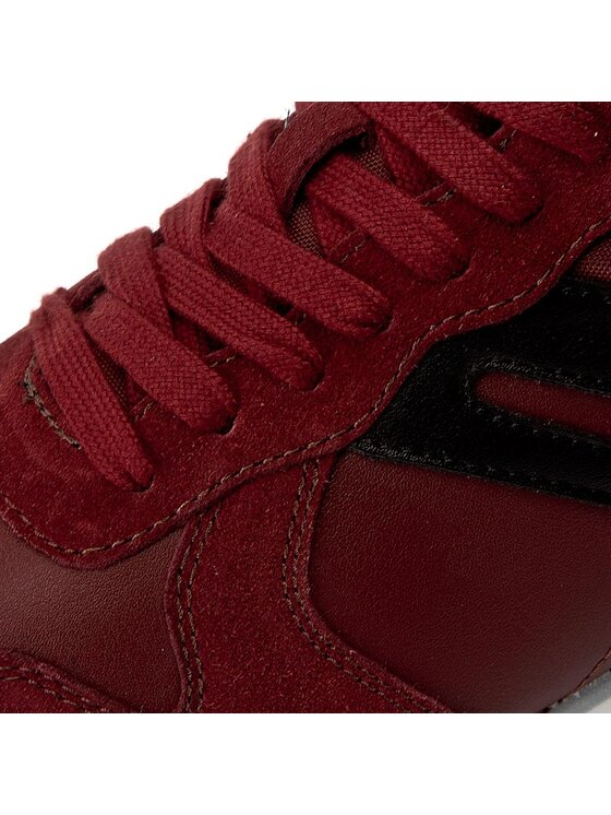 Geox Geox Sneakers U Vinyo C U742LC 022BC C8353 Vișiniu