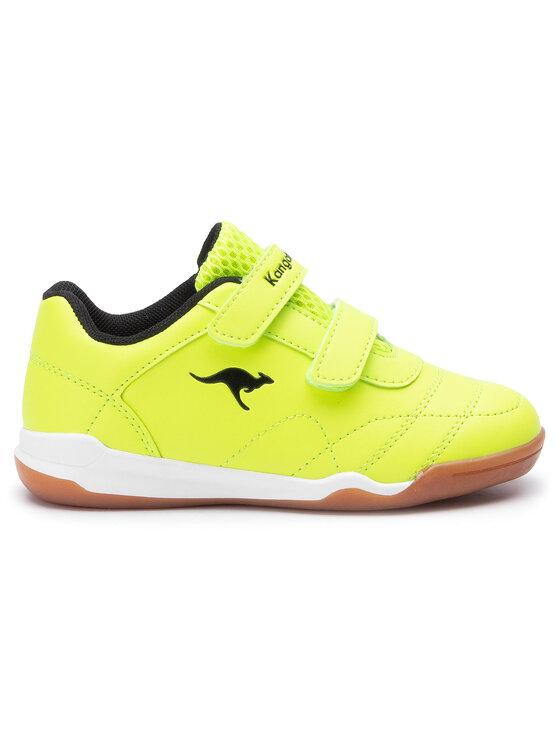KangaRoos KangaRoos Sneakersy Courtyard V 18392 000 7013 Žlutá