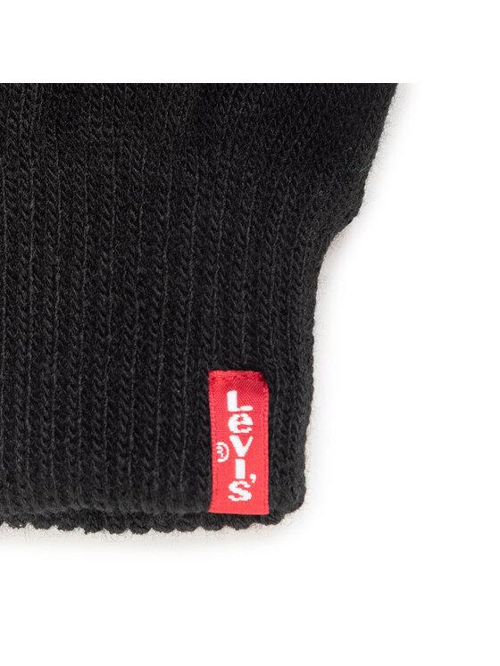 Levi's® Levi's® Rękawiczki Męskie 222283-0011-0059 Czarny