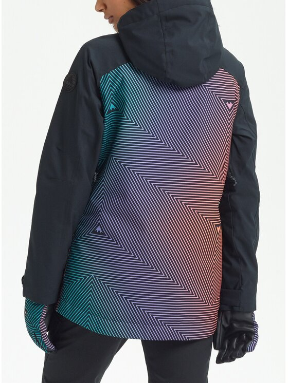 Burton Burton Kurtka narciarska Eastfall 15019104961 Kolorowy Regular Fit