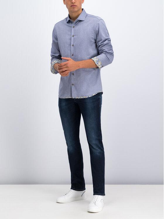 Baldessarini Marškiniai 41238/000/4965 Tamsiai mėlyna Regular Fit