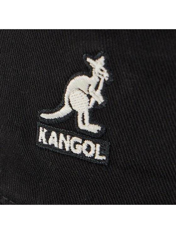 Kangol Kangol Šešir Bucked Washed K4224HT Crna