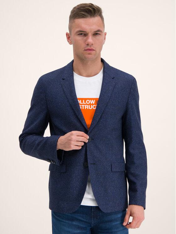 Hugo Hugo Blazer Harelto1941 50413639 Bleu marine Slim Fit