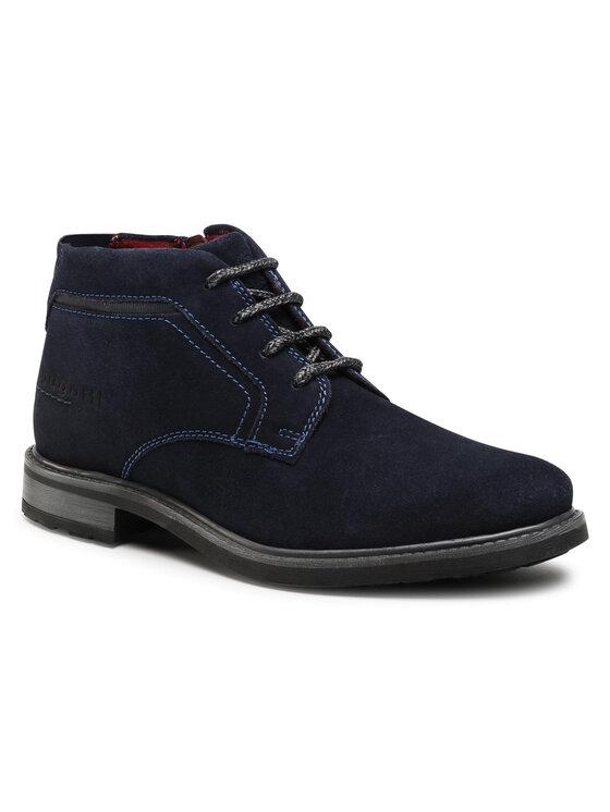 Bugatti Auliniai batai 311-A1730-1400-4100 Tamsiai mėlyna