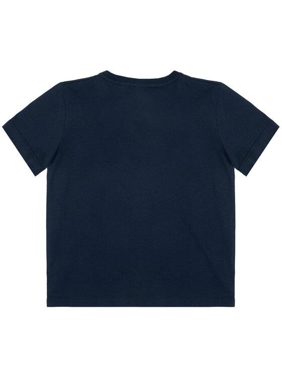 EA7 Emporio Armani EA7 Emporio Armani T-Shirt 3HBT53 BJT3Z 1554 Tmavomodrá Regular Fit