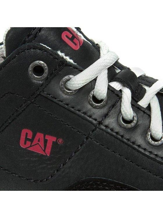 CATerpillar CATerpillar Félcipő Tronic P717268 Fekete