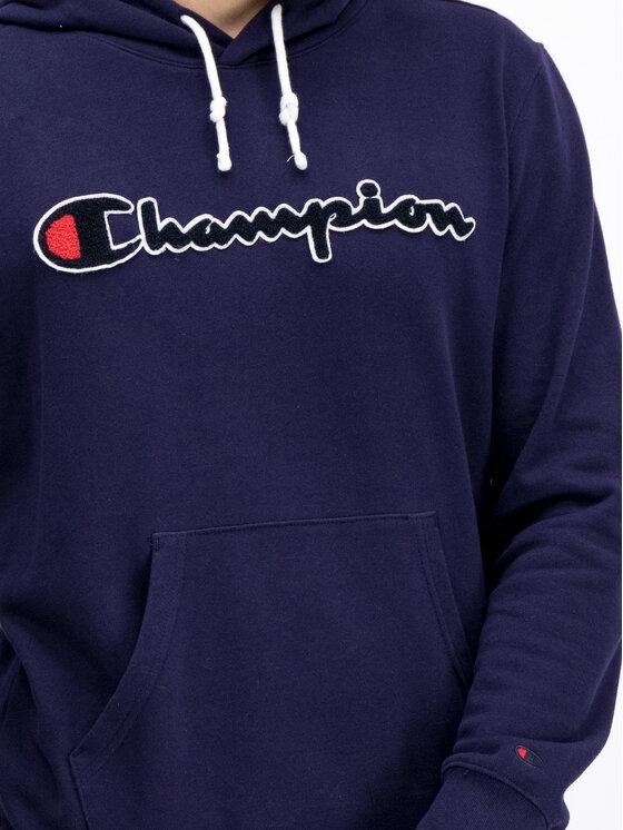 Champion Champion Bluză 212940 Bleumarin Comfort Fit