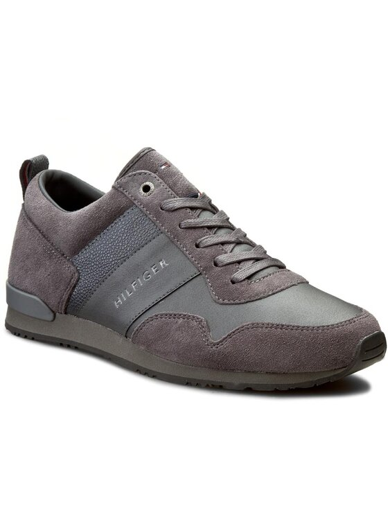 Tommy Hilfiger Tommy Hilfiger Sneakers Maxwell 11C1 FM56821680 Gris