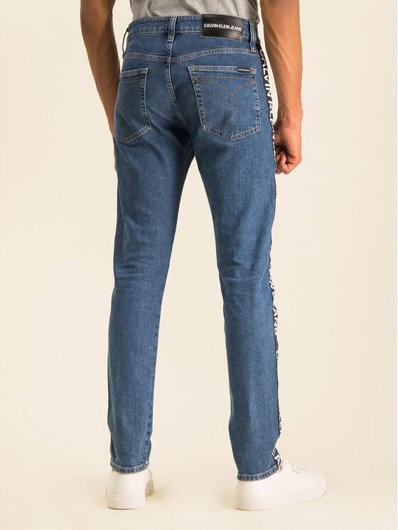 Calvin Klein Jeans Calvin Klein Jeans Jeans Slim Fit J30J312784 Blu scuro Regular Fit