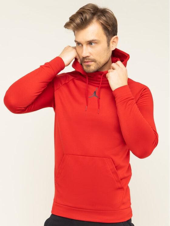 Nike Nike Sweatshirt Jordan 23 Alpha Therma AV3162 Rot Regular Fit