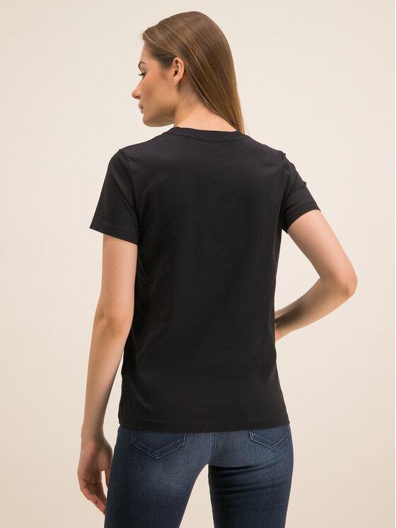 Diesel Diesel T-shirt T Sily 00SWL0 0HERA Nero Regular Fit