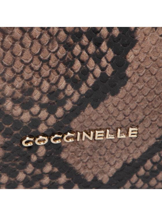 Coccinelle Coccinelle Torebka GH3 Anais Python E1 GH3 13 03 01 Brązowy