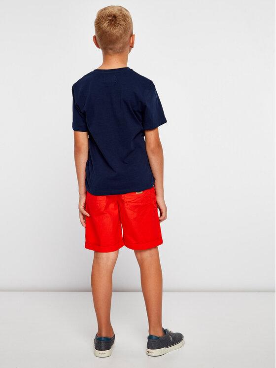 Calvin Klein Jeans Calvin Klein Jeans T-Shirt IB0IB00213 Dunkelblau Regular Fit