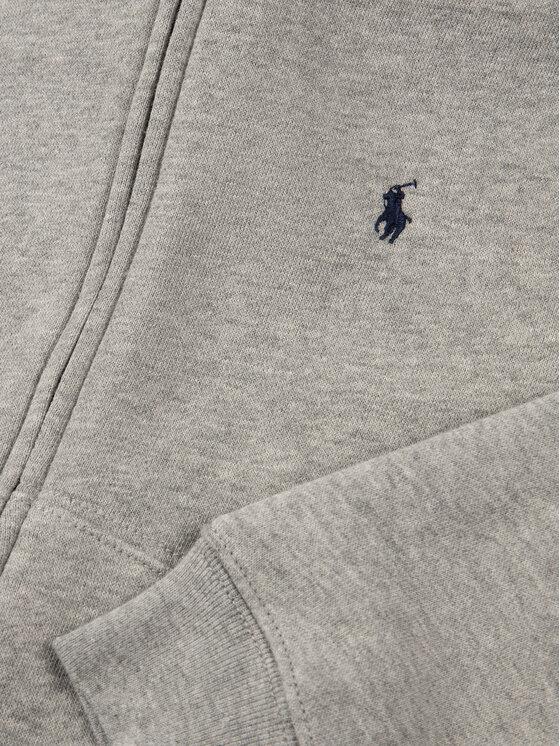 Polo Ralph Lauren Polo Ralph Lauren Суитшърт 323547626 Сив Regular Fit