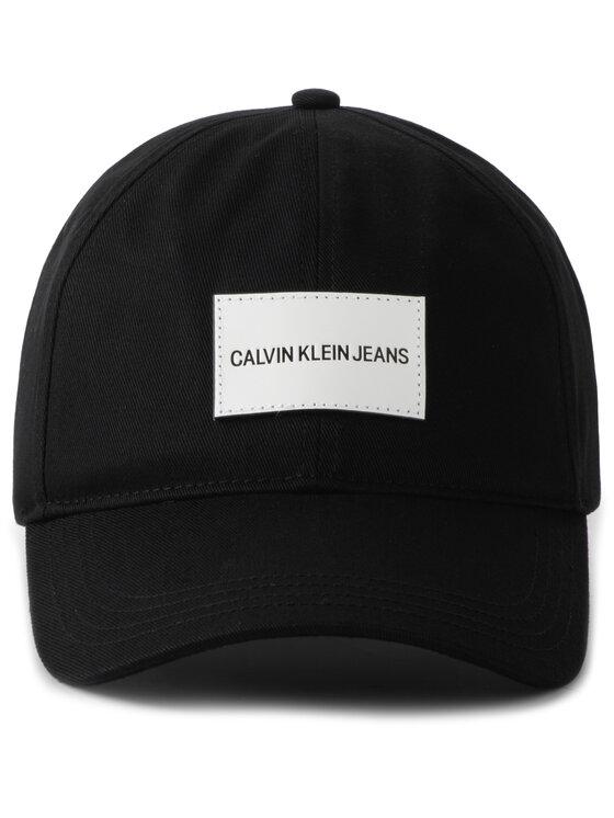 Calvin Klein Jeans Calvin Klein Jeans Kepurė su snapeliu J Calvin Klein Jeans Cap M K50K504562 Juoda
