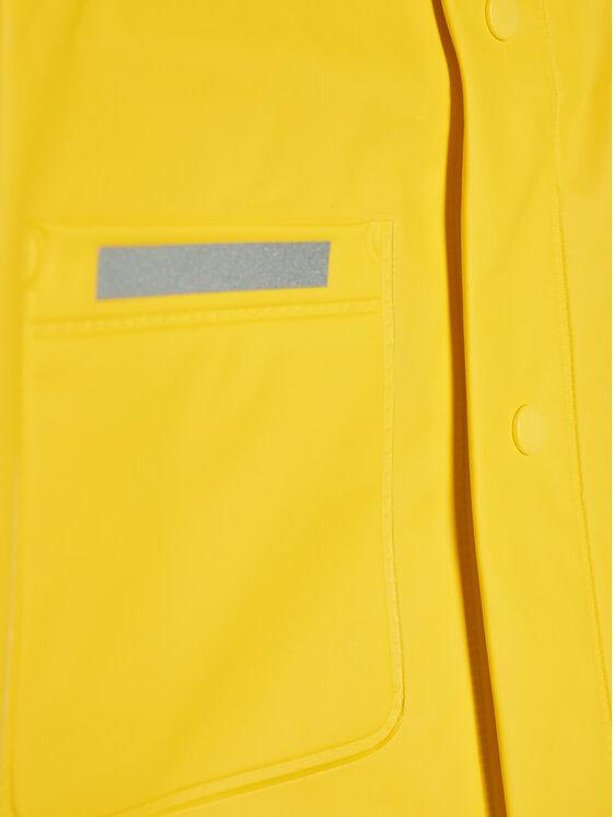 Playshoes Playshoes Kurtka przeciwdeszczowa 408638 M Żółty Regular Fit
