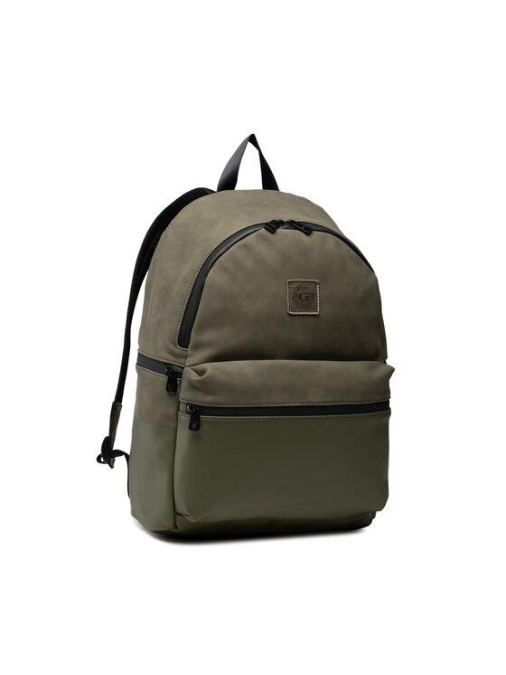 Guess Guess Plecak HMQUPL P1405 Zielony