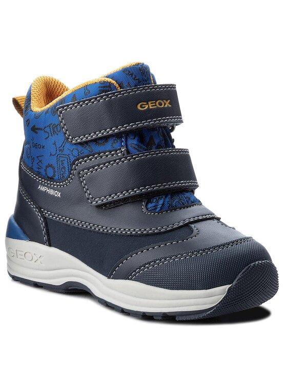 Geox Geox Stivali da neve B N.Gulp B. B Abx B B841GB 054FU C4184 S Blu scuro