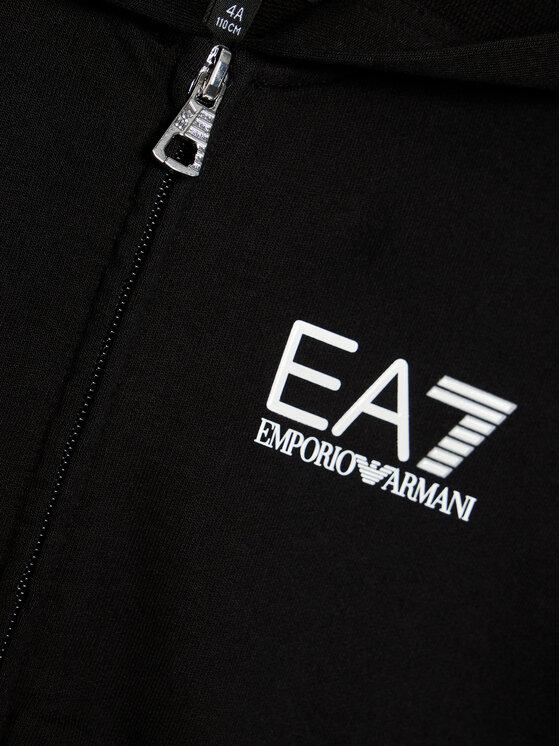 EA7 Emporio Armani EA7 Emporio Armani Dres 6KBV51 BJ05Z 1200 Czarny Regular Fit