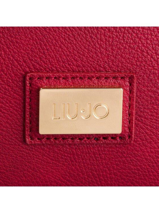 Liu Jo Liu Jo Borsa M Tote E/W Hawaii N68146 E0554 Rosso