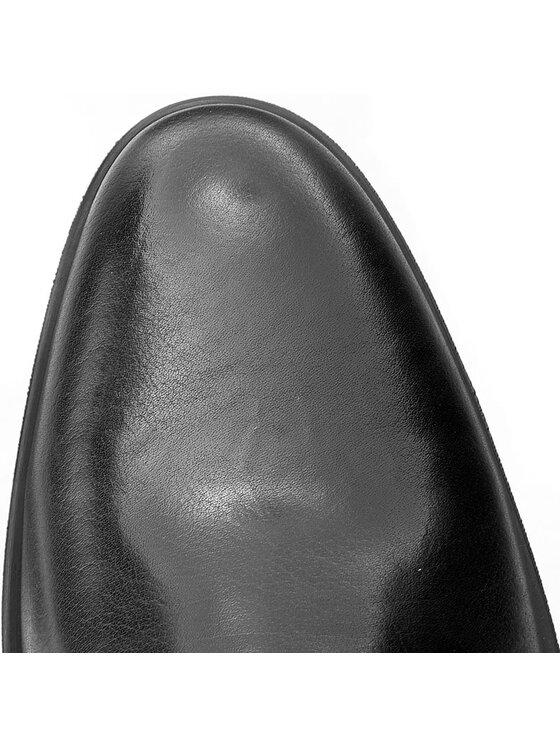 Tommy Hilfiger Tommy Hilfiger Κλειστά παπούτσια Eric 1A1 FM56821275 Μαύρο
