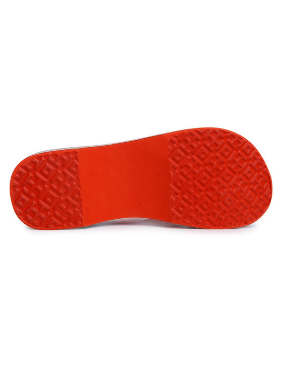 Tory Burch Tory Burch Flip-flops Cut-Out Wedge Flip Flop 63895 Piros