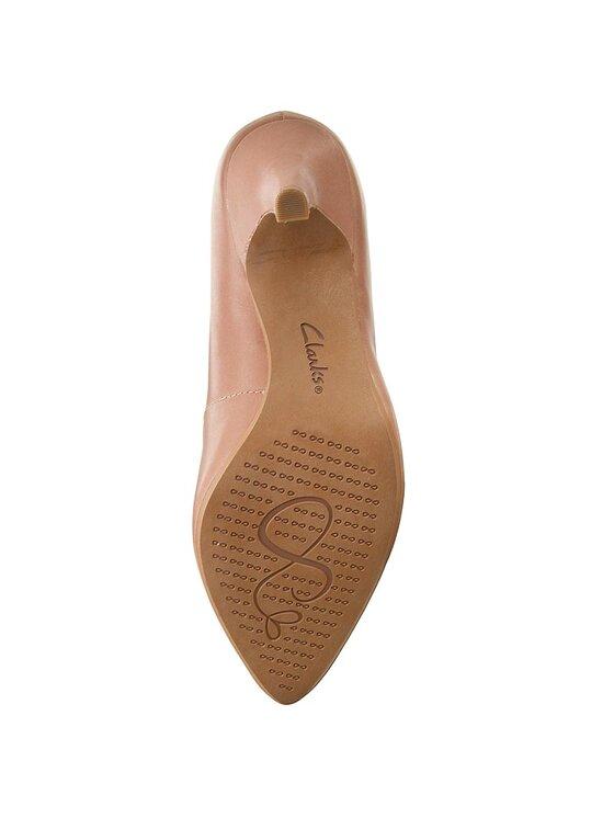 Clarks Clarks Обувки Isidora Faye 261230254 Кафяв