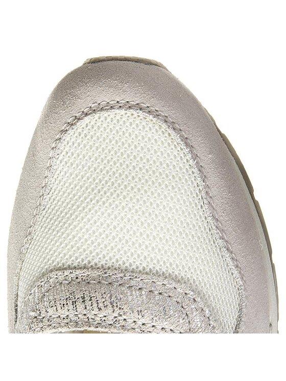 Geox Geox Sneakersy D44N1A OVI11 C1002 Beżowy
