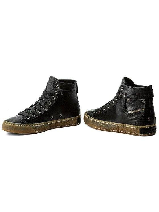 Diesel Diesel Sneakers Exposure I Y01517 P1365 T8013 Negru