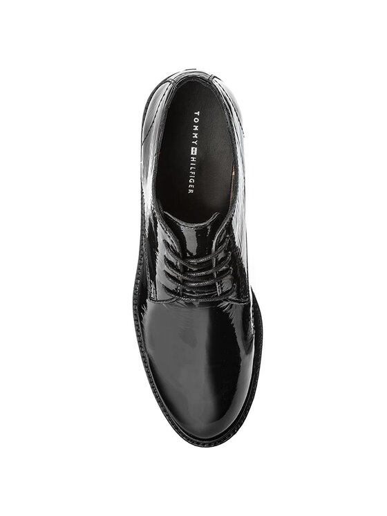 Tommy Hilfiger Tommy Hilfiger Обувки Mia 2A FW0FW01832 Черен