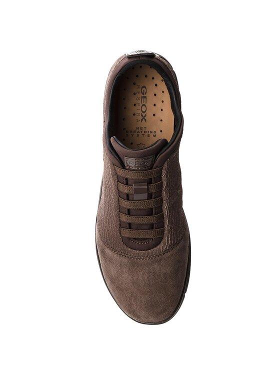 Geox Geox Chaussures basses D Nebula C D621EC 0CK22 C6004 Marron