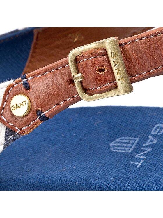 Gant Gant Espadrilės Madison 10568534 Mėlyna