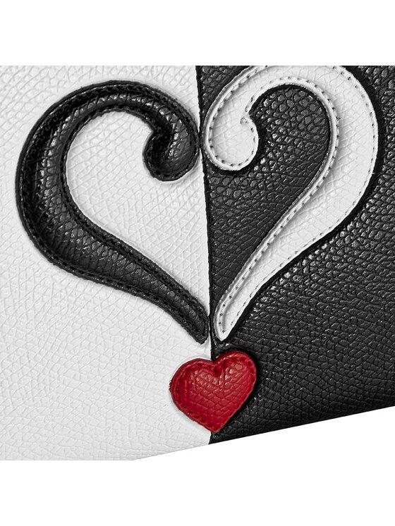 LOVE MOSCHINO LOVE MOSCHINO Duży Portfel Damski JC5573PP01KD100A