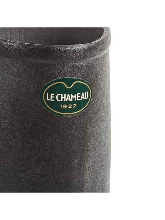 Le Chameau Le Chameau Kalosze Botte Cabourg BCB1899 Czarny