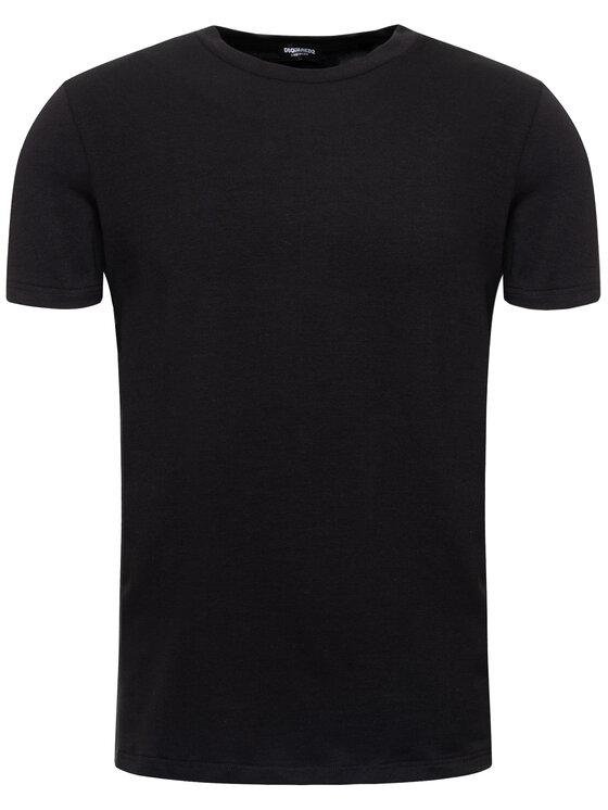 Dsquared2 Underwear Dsquared2 Underwear T-Shirt D9M202450 Černá
