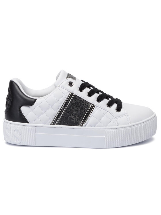 Guess Guess Sneakersy Mayby FL8MAY FAL12 Biały