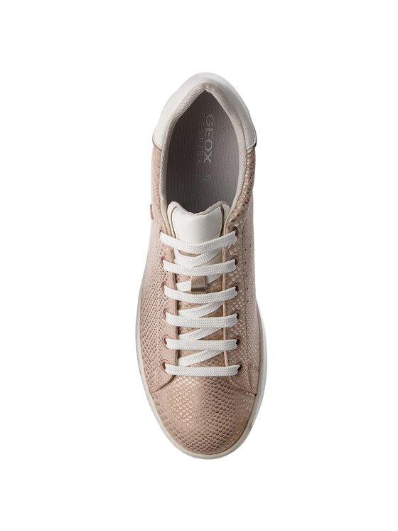 Geox Geox Laisvalaikio batai D Jaysen A D621BA 000KI C8124 Rožinė