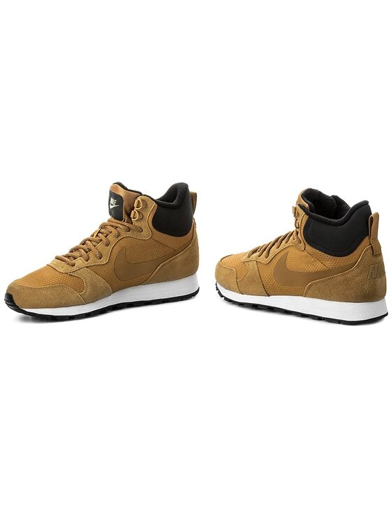 Nike Nike Buty Md Runner 2 Mid Prem 844864 700 Brązowy