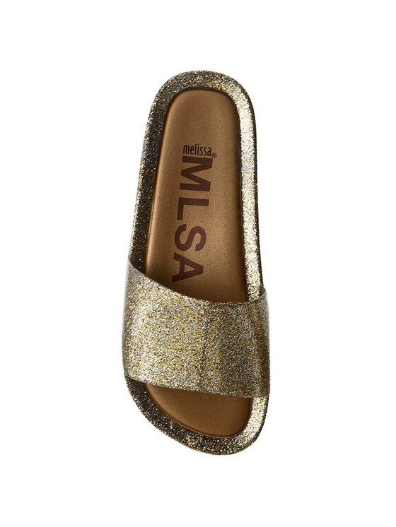 Melissa Melissa Ciabatte Beach Slide Ad 31754 Oro