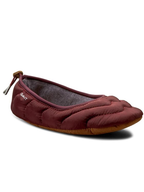 Gant Gant Pantofole Abby 13597295 Bordeaux